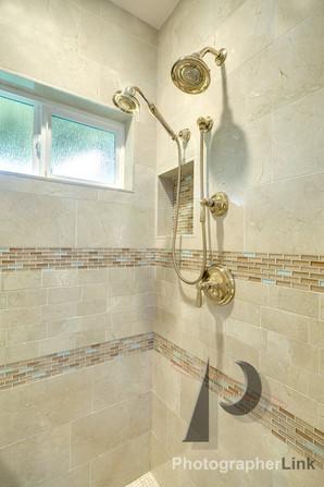 Mercado Construction  Calder-Doheney Project Bathroom shower