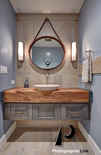 NAR Fine Carpentry, Inc. The TimsonEdenRonnie project Bathroom Vanity