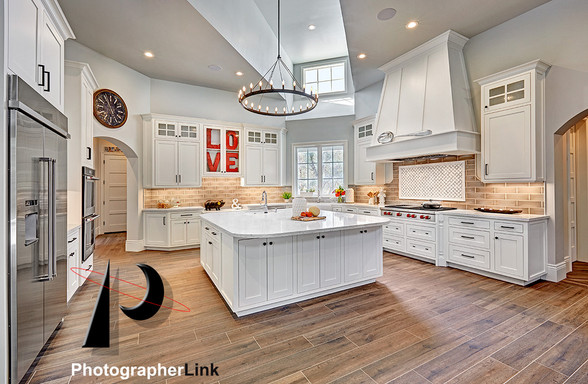 Danielle Petkus Design -  The Senda Roble project Kitchen