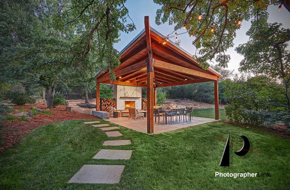 NAR Fine Carpentry, Inc. The Ronnie Gazebo project 2