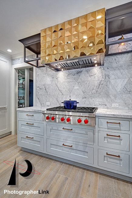 NAR Fine Carpentry, Inc. Fritz-Skeen project Kitchen 3