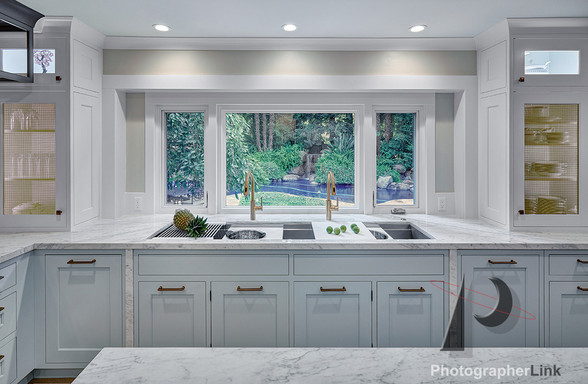 NAR Fine Carpentry, Inc. Fritz-Skeen project Kitchen Sink
