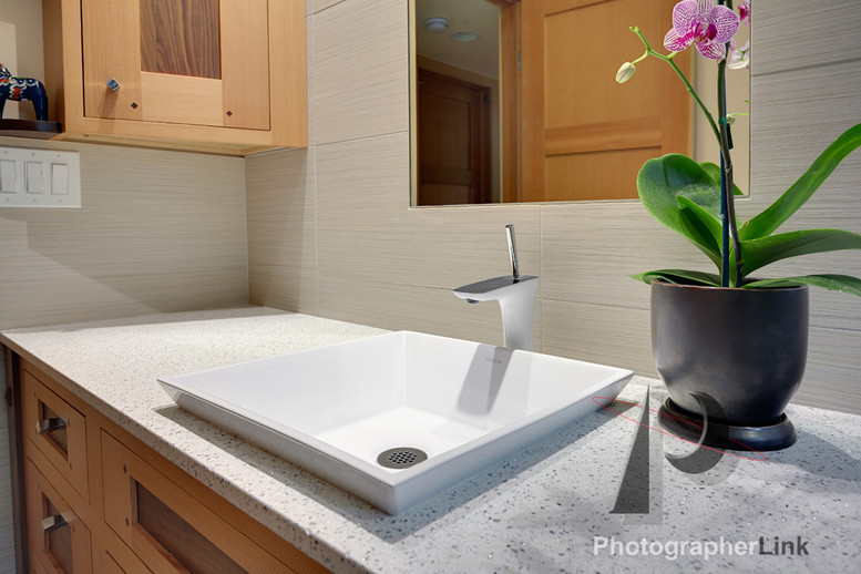 NAR Fine Carpentry, Inc. BR project Bathroom Sink