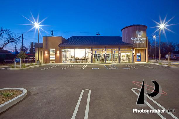 Yolo Federal Credit Union, Winters, California  Architecture and Design 5