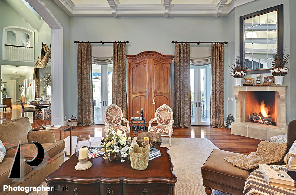 Danielle Petkus Design - The RES project Living Room 2