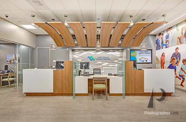 Credit Union of Southern California -CUSoCal  Architecture and Design 1
