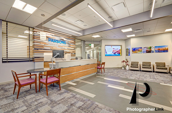 Parsons Federal Credit Union, Pasadena, California  Architecture and Design 6