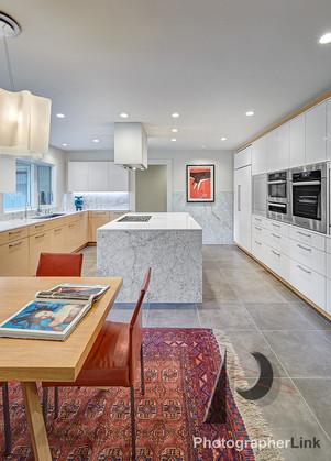 NAR Fine Carpentry, Inc. Fritz-Skeen project Kitchen 2