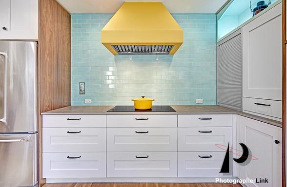 NAR Fine Carpentry, Inc. The Rezin project Kitchen Range Hood