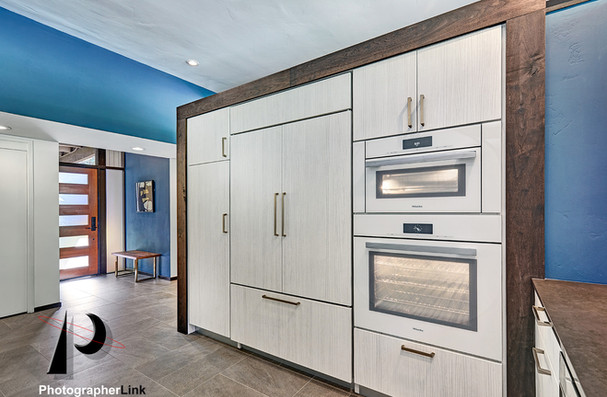NAR Fine Carpentry, Inc.  The Bell-Francke Project Kitchen view 3