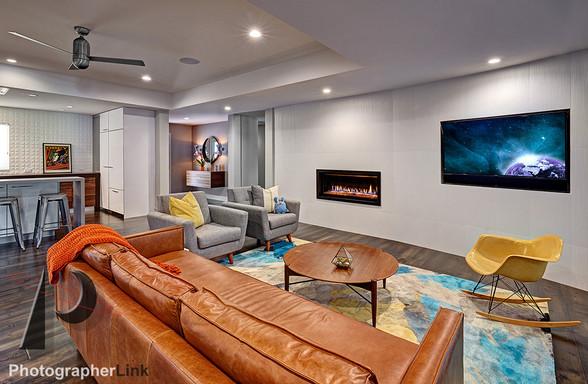 NAR Fine Carpentry, Inc. Harley project Livingroom 2