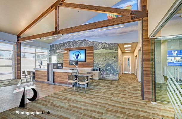 Yolo Federal Credit Union, Winters, California  Architecture and Design 3