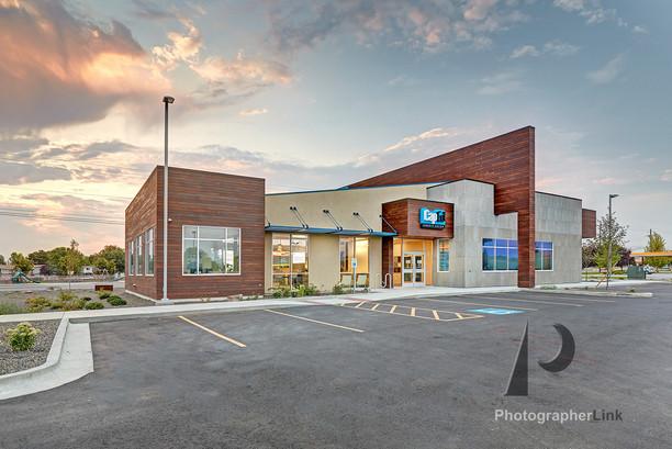 CapEd Credit Union Nampa Idaho Architecture and Design 1