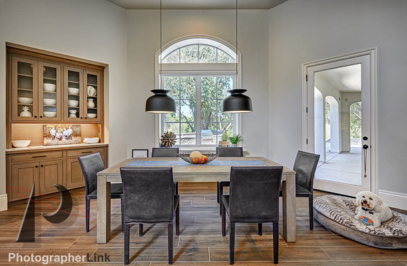 Danielle Petkus Design -  The Senda Roble project Dining Room