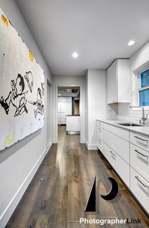 NAR Fine Carpentry, Inc. Harley project Hallway