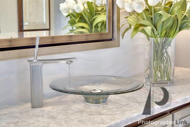 Mercado-Harding Project Vanity Sink