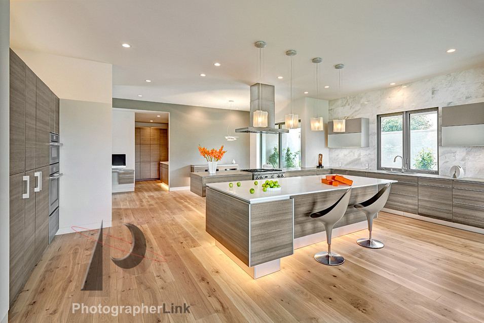 NAR Fine Carpentry, Inc. Lambert Gallery project Kitchen 1