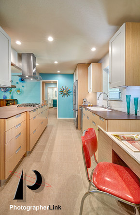 NAR Fine Carpentry, Inc.  The Surita project Kitchen 3