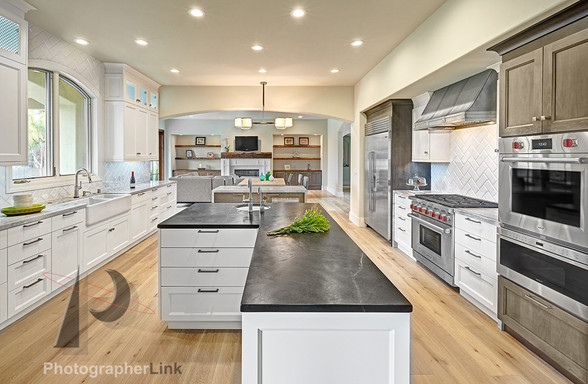 NAR Fine Carpentry, Inc. The Meridth project Kitchen 1