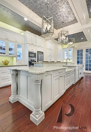 NAR Fine Carpentry, Inc. The Otto-Bell-Johnson project Kitchen 2