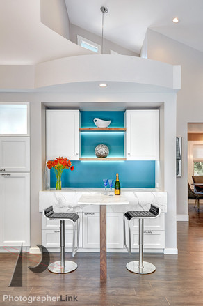 NAR Fine Carpentry, Inc. The Stein project Kitchen 2