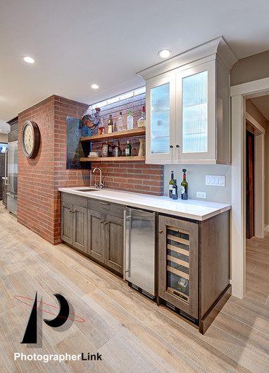 NAR Fine Carpentry, Inc. The TimsonEdenRonnie project Kitchen 2