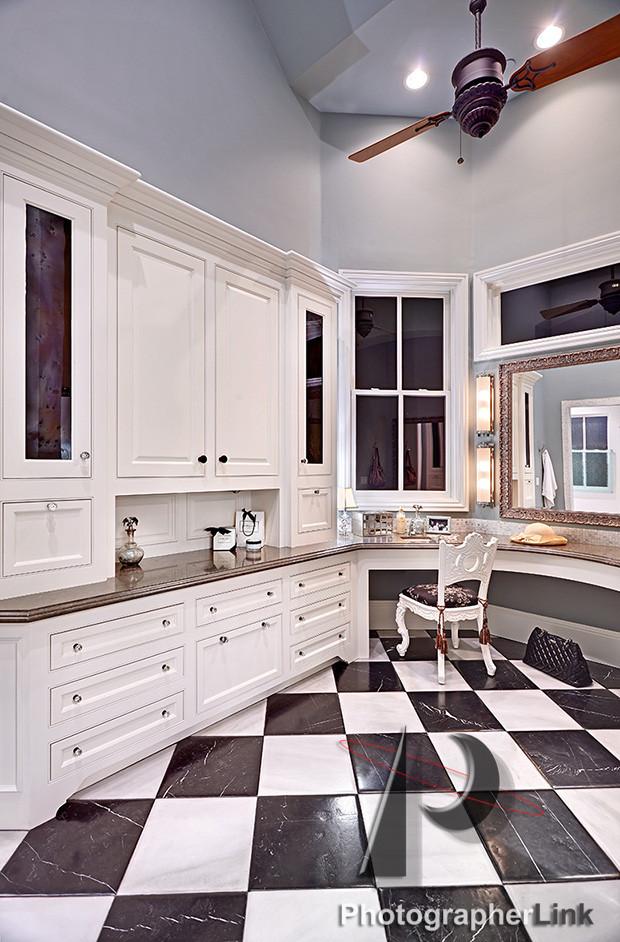 Danielle Petkus Design - The RES project Bathroom Vanity