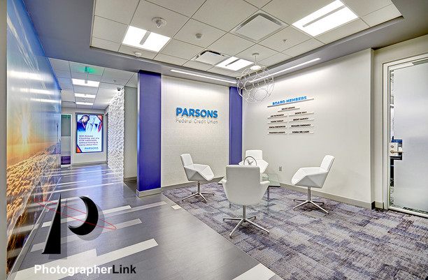 Parsons Federal Credit Union, Pasadena, California  Architecture and Design 5