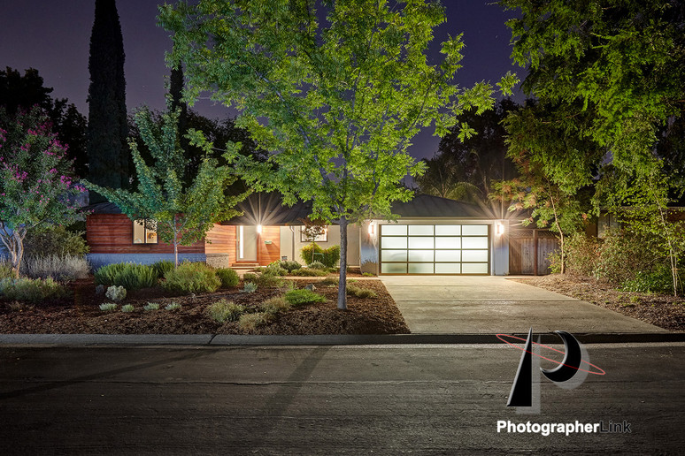 NAR Fine Carpentry, Inc. Harley project exterior design with lighting