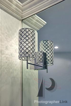 Mercado Construction  Calder-Doheney Project Bathroom lighting