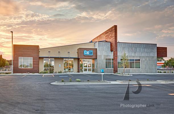 CapEd Credit Union Nampa Idaho Architecture and Design 9