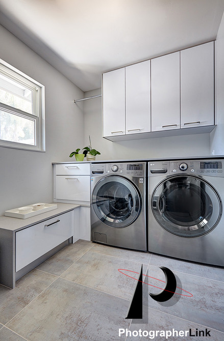 NAR Fine Carpentry, Inc. Harley project Laundry Room