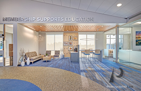 CapEd Credit Union Nampa Idaho Architecture and Design 4