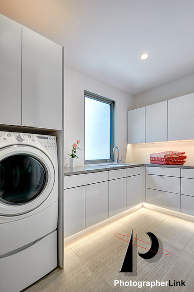 NAR Fine Carpentry, Inc. Lambert Gallery project Laundry Room