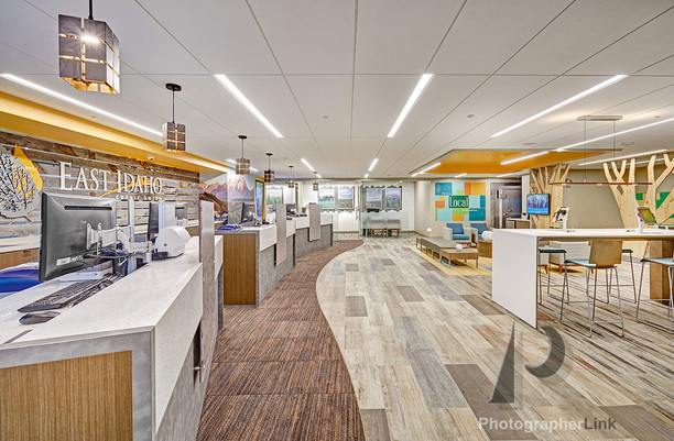East Idaho Credit Union Architecture and Design 1