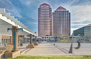 Alburquerque Plaza Architecture and design Exterior