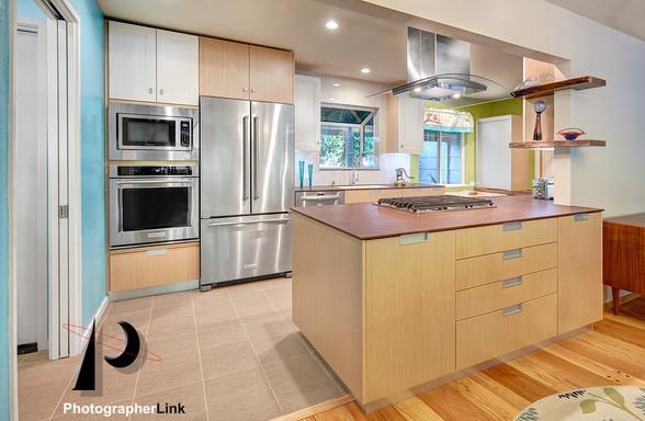 NAR Fine Carpentry, Inc.  The Surita project Kitchen 1