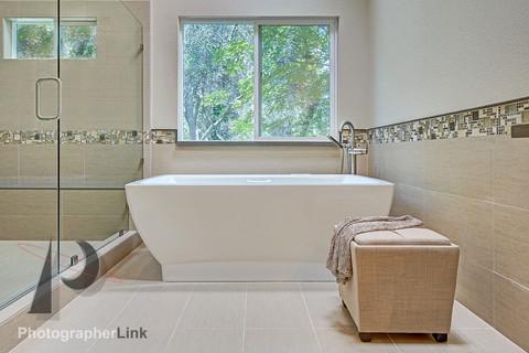 FaGalde Design Black Powder Project - Bathroom Tub