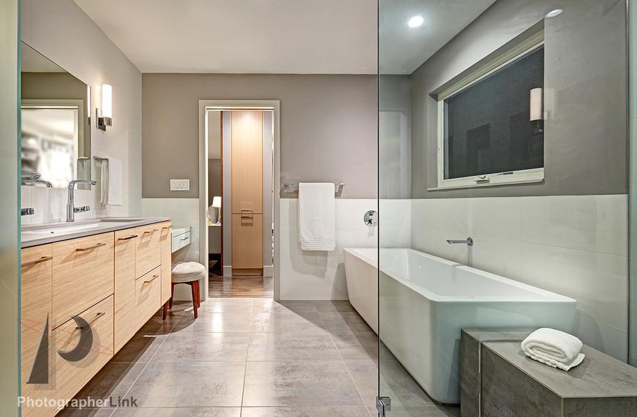 NAR Fine Carpentry, Inc. Harley project Bathroom