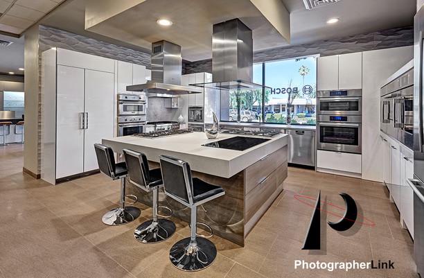 Monark Appliance Santa Clara, California - Sales Floor Design-4