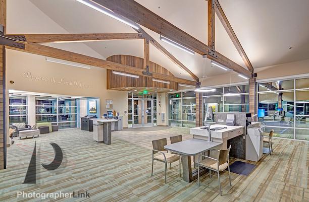 Yolo Federal Credit Union, Winters, California  Architecture and Design 4
