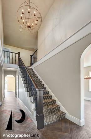Danielle Petkus Design -The Colom Interior stair design