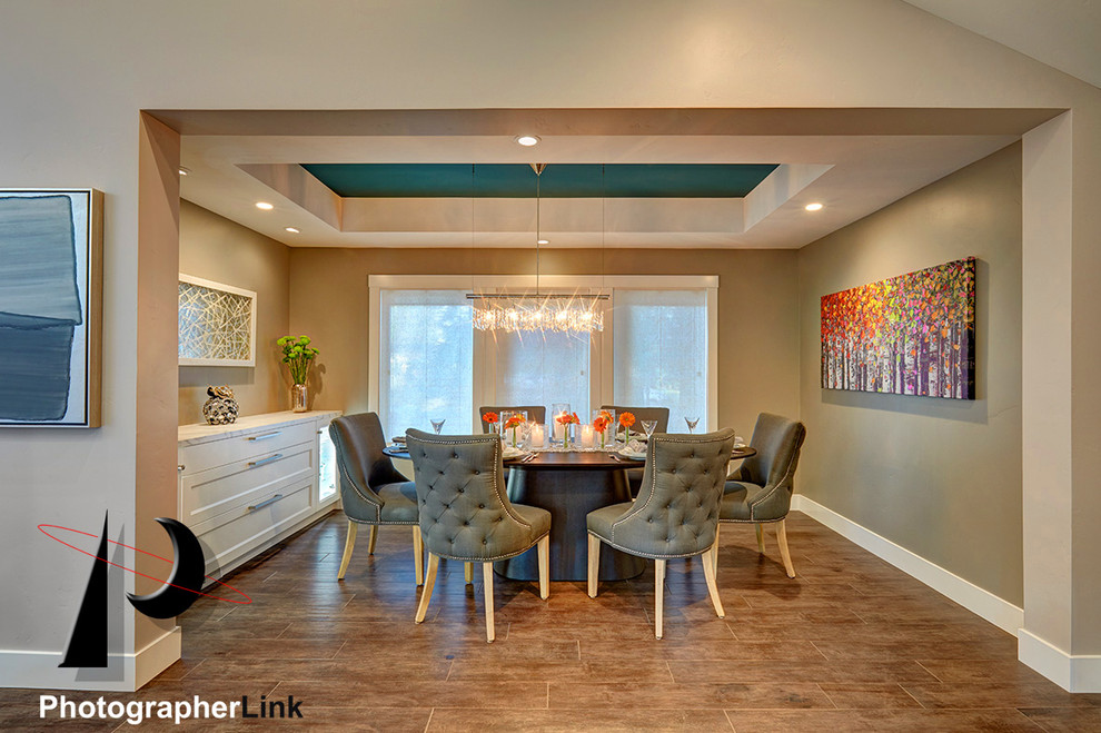 NAR Fine Carpentry, Inc. The Stein project Dining Room 2