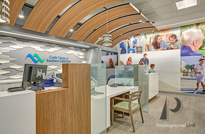 Credit Union of Southern California -CUSoCal  Architecture and Design 5