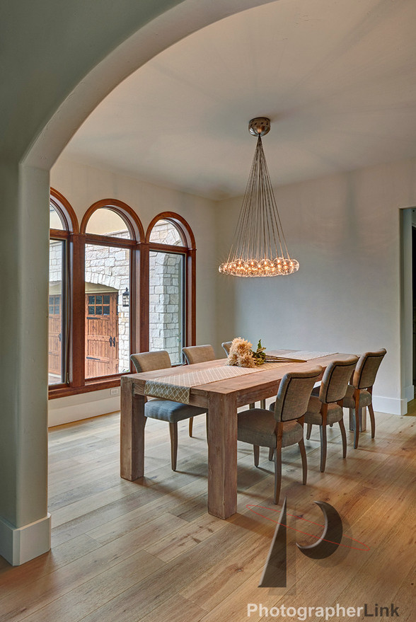 NAR Fine Carpentry, Inc. The Meridth project Dining Room