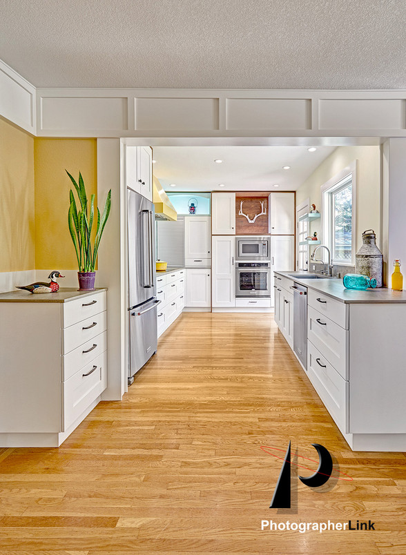 NAR Fine Carpentry, Inc. The Rezin project Kitchen 2