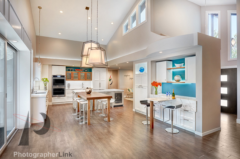 NAR Fine Carpentry, Inc. The Stein project Kitchen 1