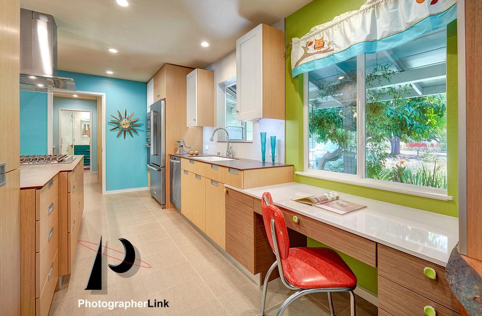 NAR Fine Carpentry, Inc.  The Surita project Kitchen 2