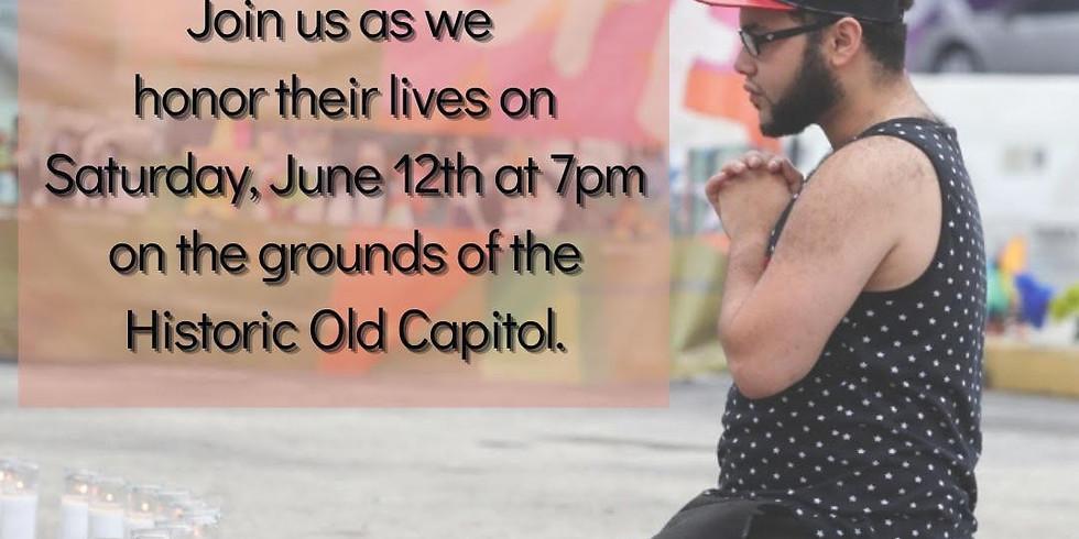 5th Anniversary Vigil: Pulse Nightclub Shooting