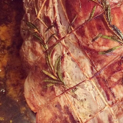 Punta di vitello al forno